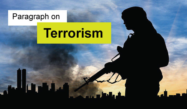 Paragraph on Terrorism in Simple English
