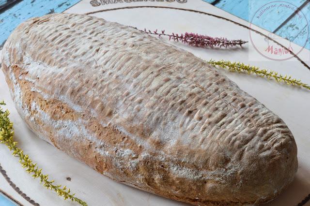 Chleb pszenny emigrantów