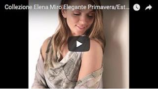 Elena Miro - collezione Elegante Primavera Estate 2019