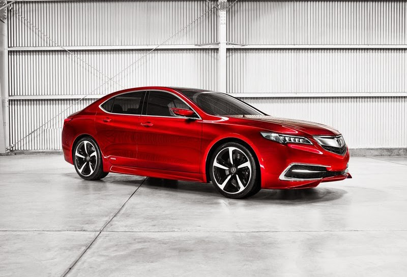 Acura TLX Concept, 2014, Automotives Review, Luxury Car, Auto Insurance, Car Picture