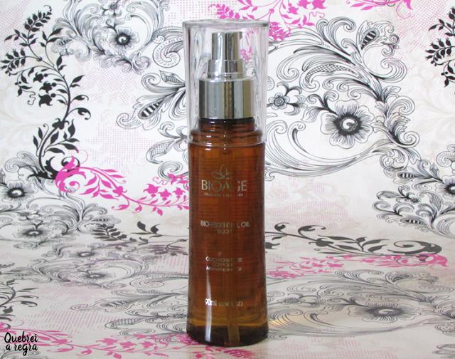 Bio-Essential Oil Body: o óleo hidratante corporal da Bioage