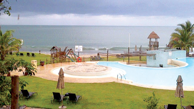 Ibeno beach is a destination in Uyo that attracts visitors