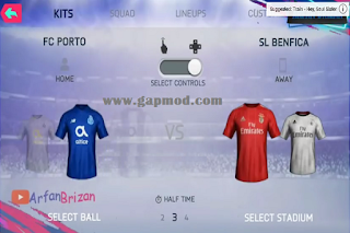 Download FIFA 14 Mod 19 Beta v1.0.2 HD Graphic by Arfan Brizan