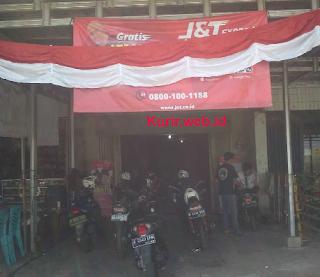 alamat agen J&T Express di Tangerang Selatan
