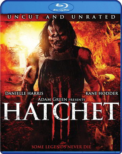 Hatchet 3 Unrated 720p HD Subtitulos Español Latino