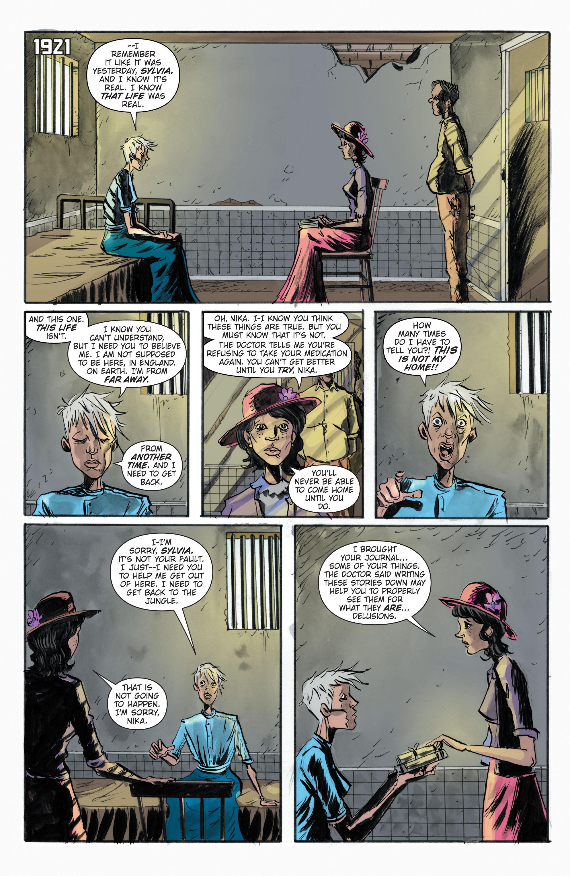 Read online Trillium comic -  Issue # TPB - 145
