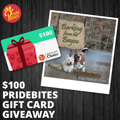 Enter to win $100 PrideBites gift card