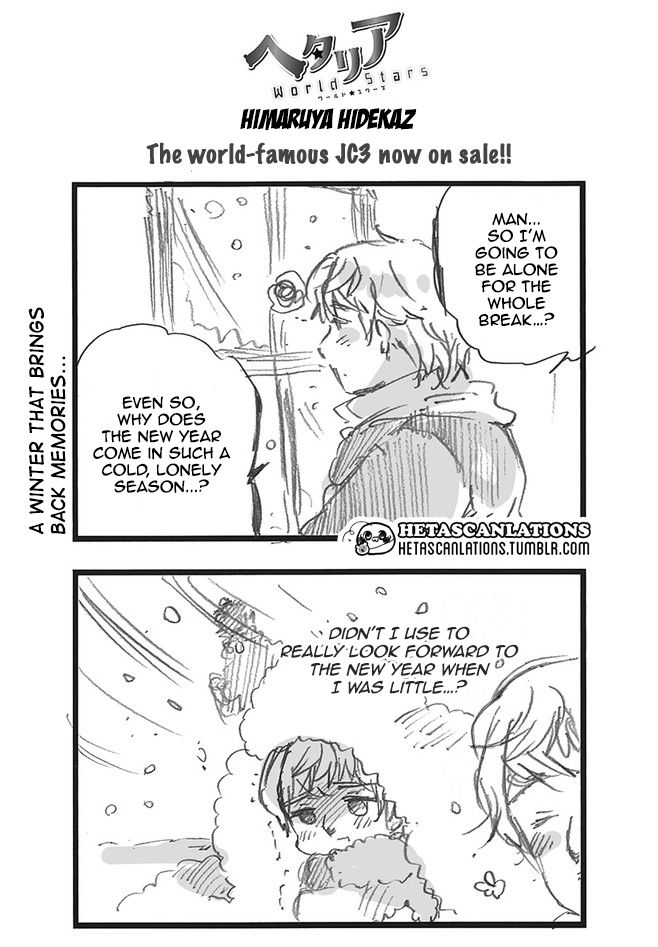 Hetalia - World Stars - Chapter 251