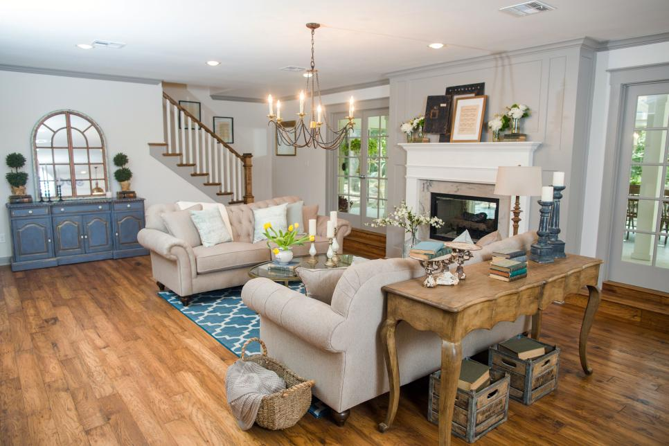 inside a fixer upper clients home after the show - Joanna Gaines Home Design