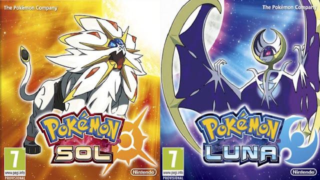 Pokemon Soarele și Luna: 20 de ani de vise într-o nouă generație. Nintendo 3DS, în celebrarea a 20 de ani de existență.