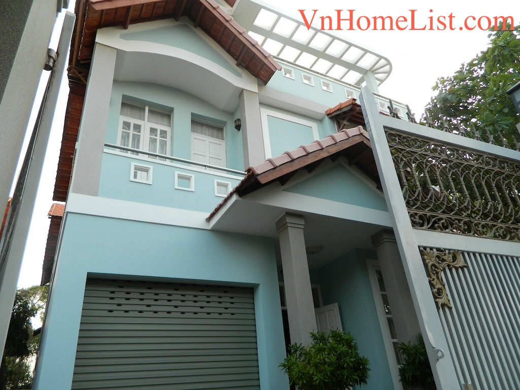 VUNG TAU VILLA FOR RENT 3 BEDS