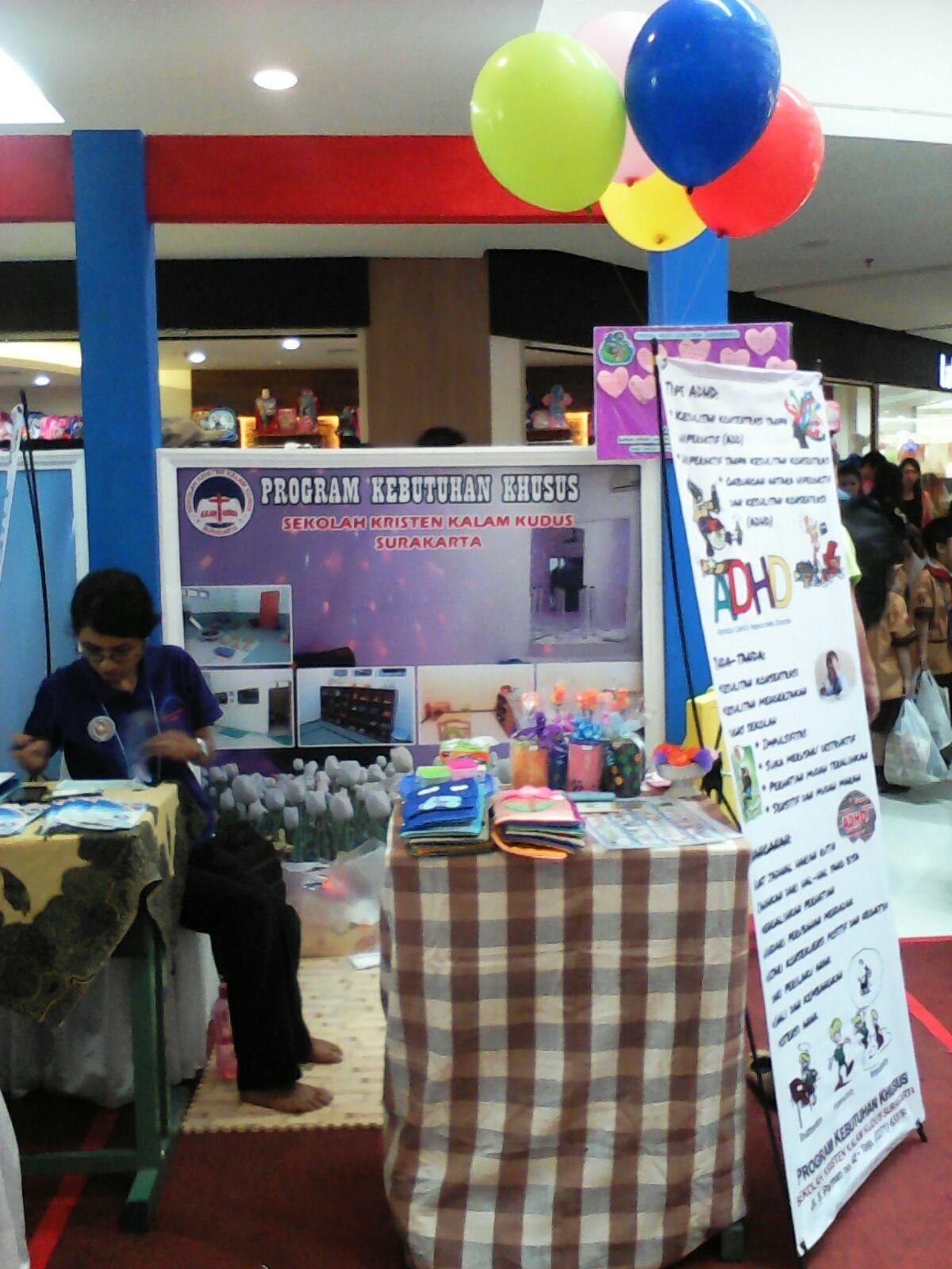 Program Kebutuhan Khusus di KK Fair 2015