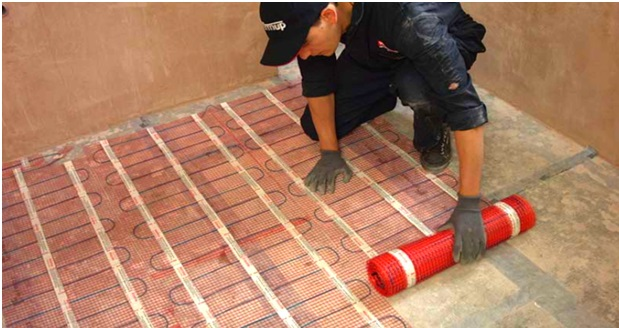 6 Undeniable Benefits of Underfloor Heating Systems