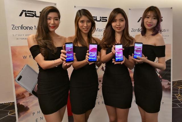 Harga dan Spesifikasi Asus ZenFone Max Plus M1 Terbaru 2018