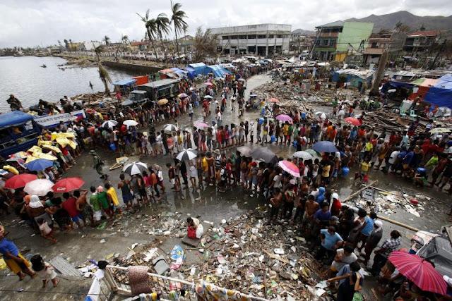 Φιλιππίνες.. Εκατοντάδες οι νεκροί από την τροπική καταιγίδα!!!