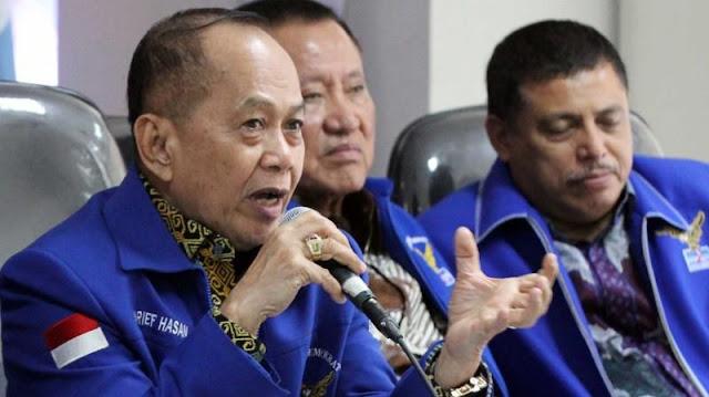 Demokrat: Kader Partai Harus Satu Komando Dukung Prabowo
