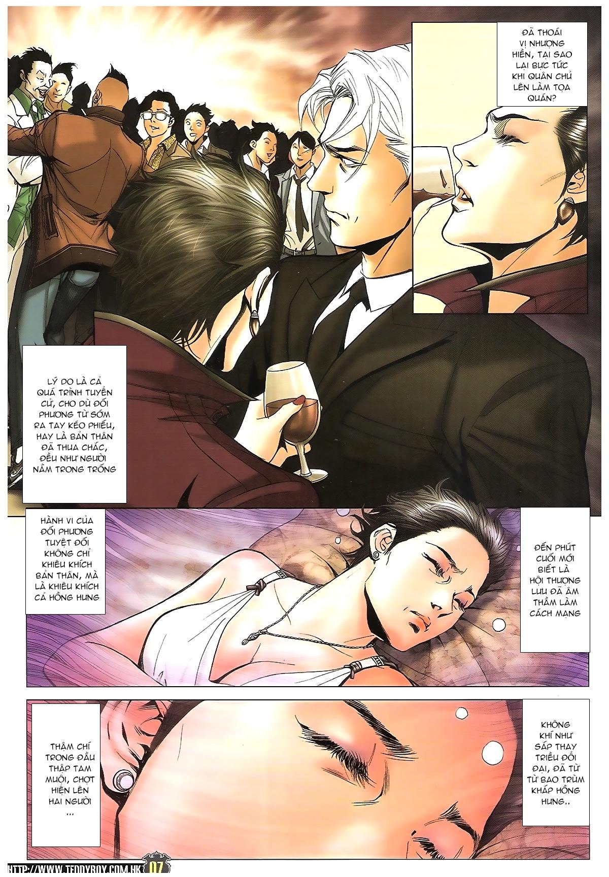 Người Trong Giang Hồ - Chapter 1594: Đêm yên tĩnh - Pic 6