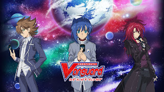 Cardfight!! Vanguard (2018) - Episódio 01