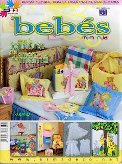 Arte Manual Nro. 31  – Bebés
