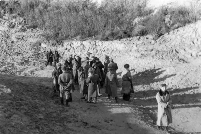 Бабий Яр. Ноябрь 1943 года. Журналисты