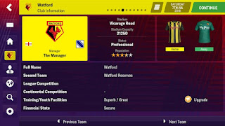 Football Manager 2019 Mobile FM 19 App