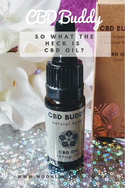 So what the heck is CBD Oil?  CBD Buddy