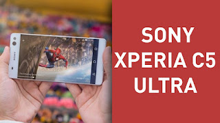 Xperia C5 Ultra Dual, Manual de usuario