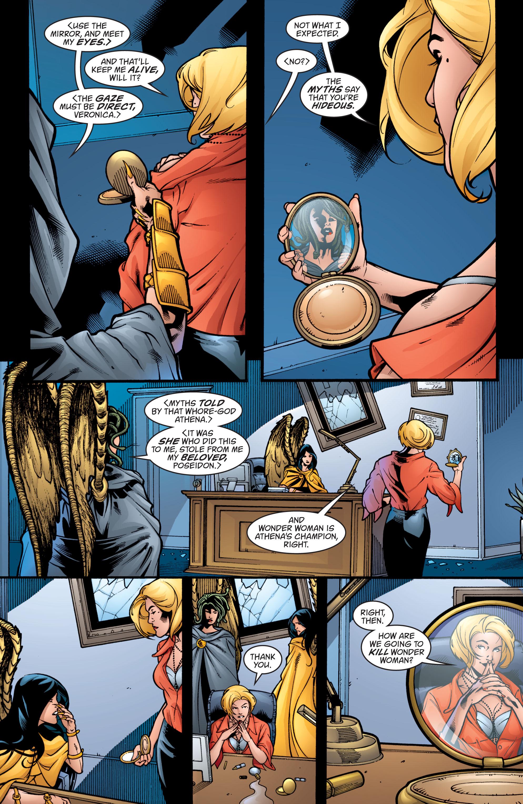 Read online Wonder Woman (1987) comic -  Issue #207 - 17