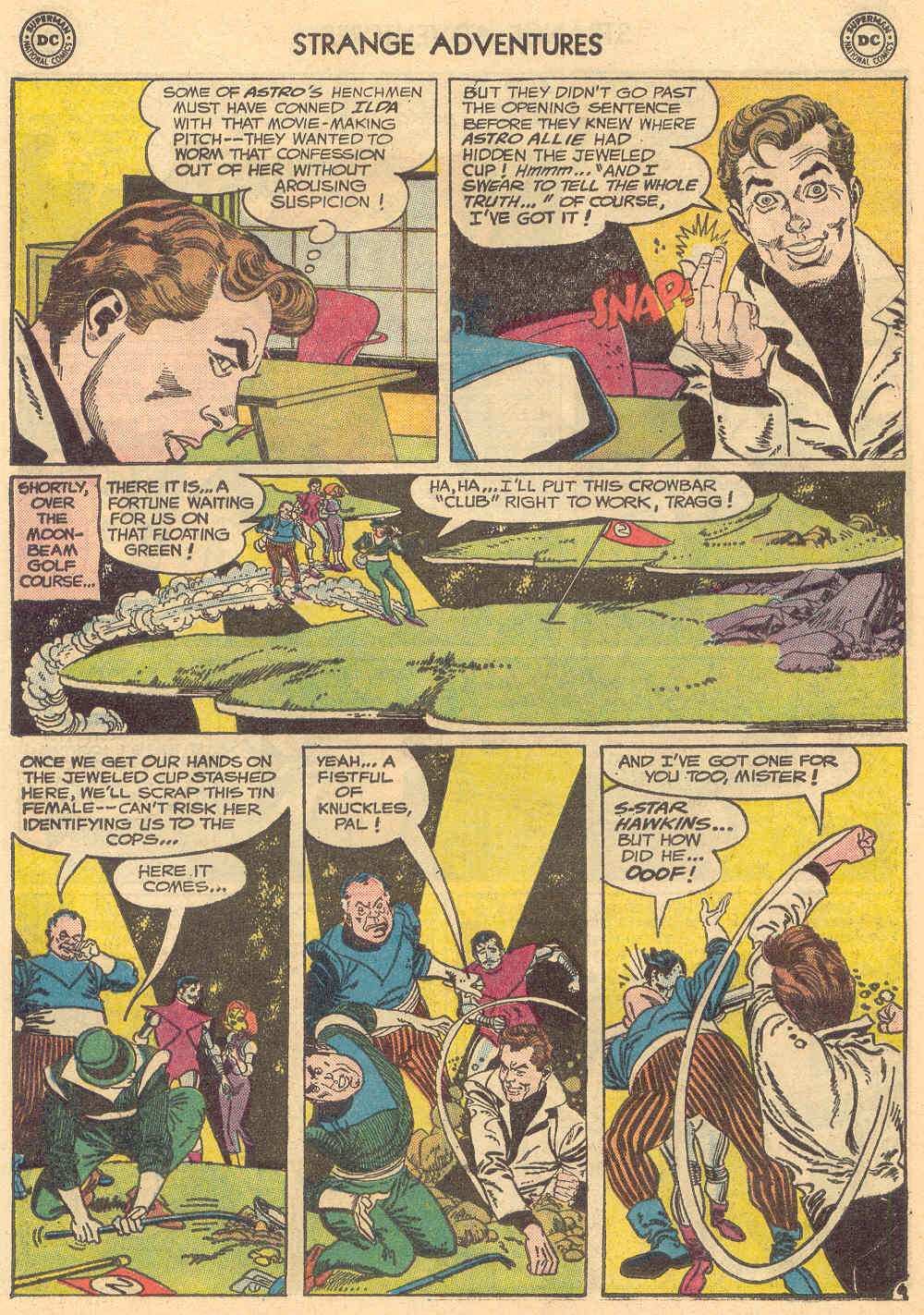 Strange Adventures (1950) issue 173 - Page 20