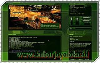 Main Game Gaya Hacker dari PC atau Laptop