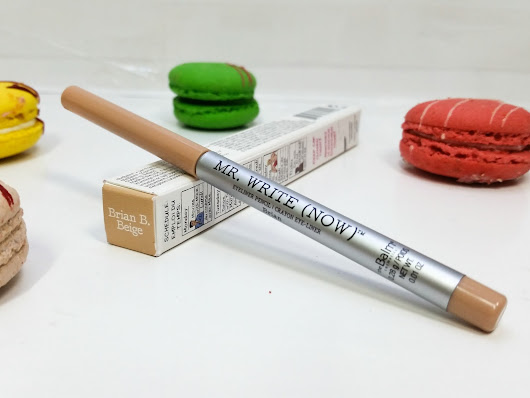 theBalm Cosmetics | Mr. Write (NOW) Eyeliner - Brian B. Beige