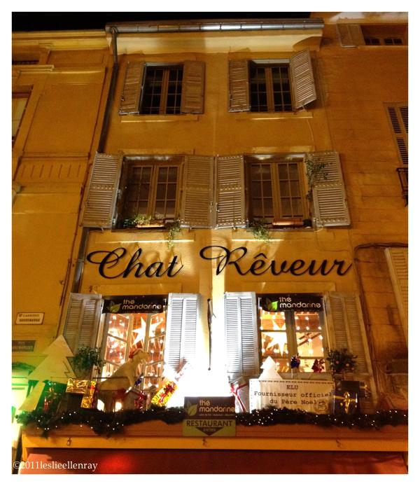 Restaurant La Fourchette Schlierbach Menu