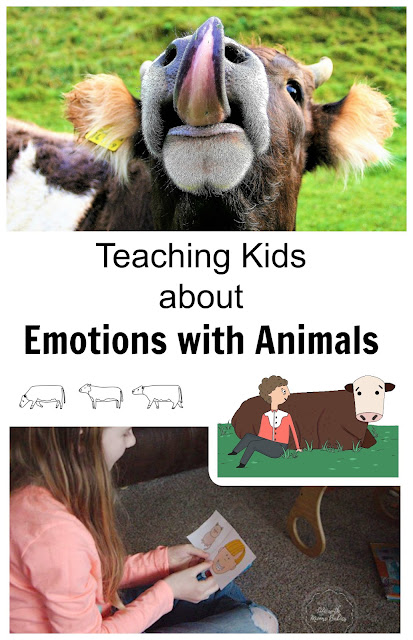 Teaching Kids about Emotions with Animals
