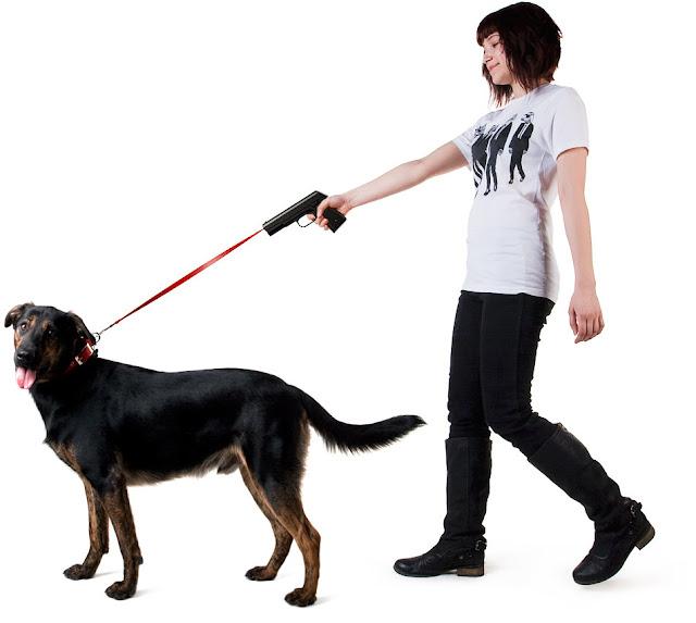 the gun leash