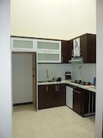 Kitchen Set L Shape furniture semarang