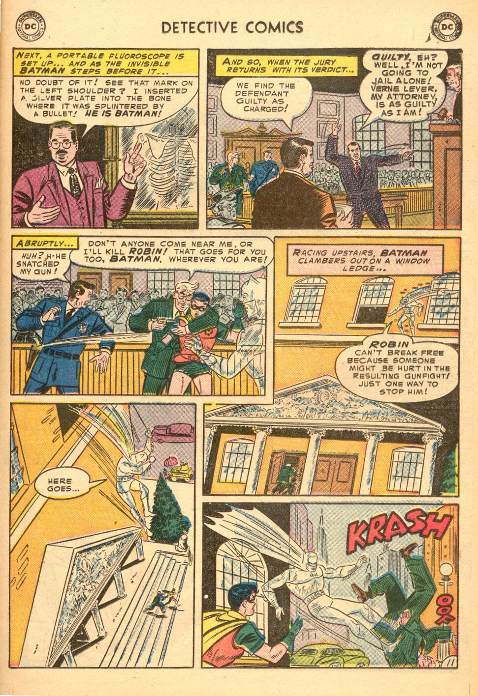 Detective Comics (1937) 199 Page 11