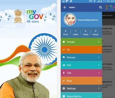 myGov (MyGovIndia)