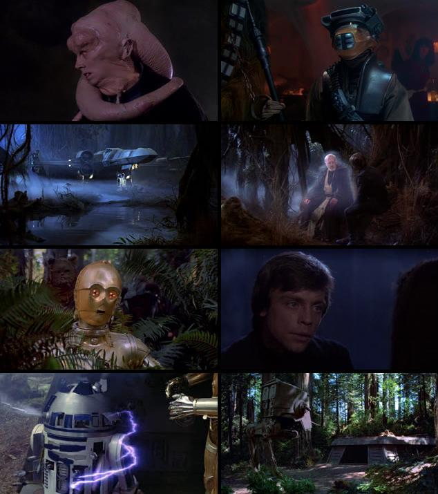 Star Wars Return Of The Jedi 1983 Dual Audio Hindi 480p BluRay