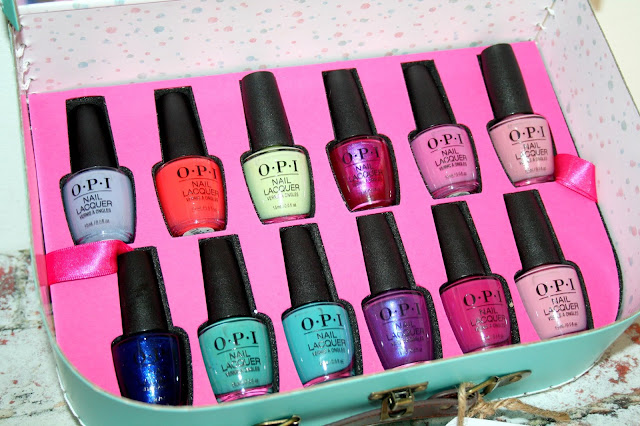 OPI Tokyo Nail Polish Collection Review