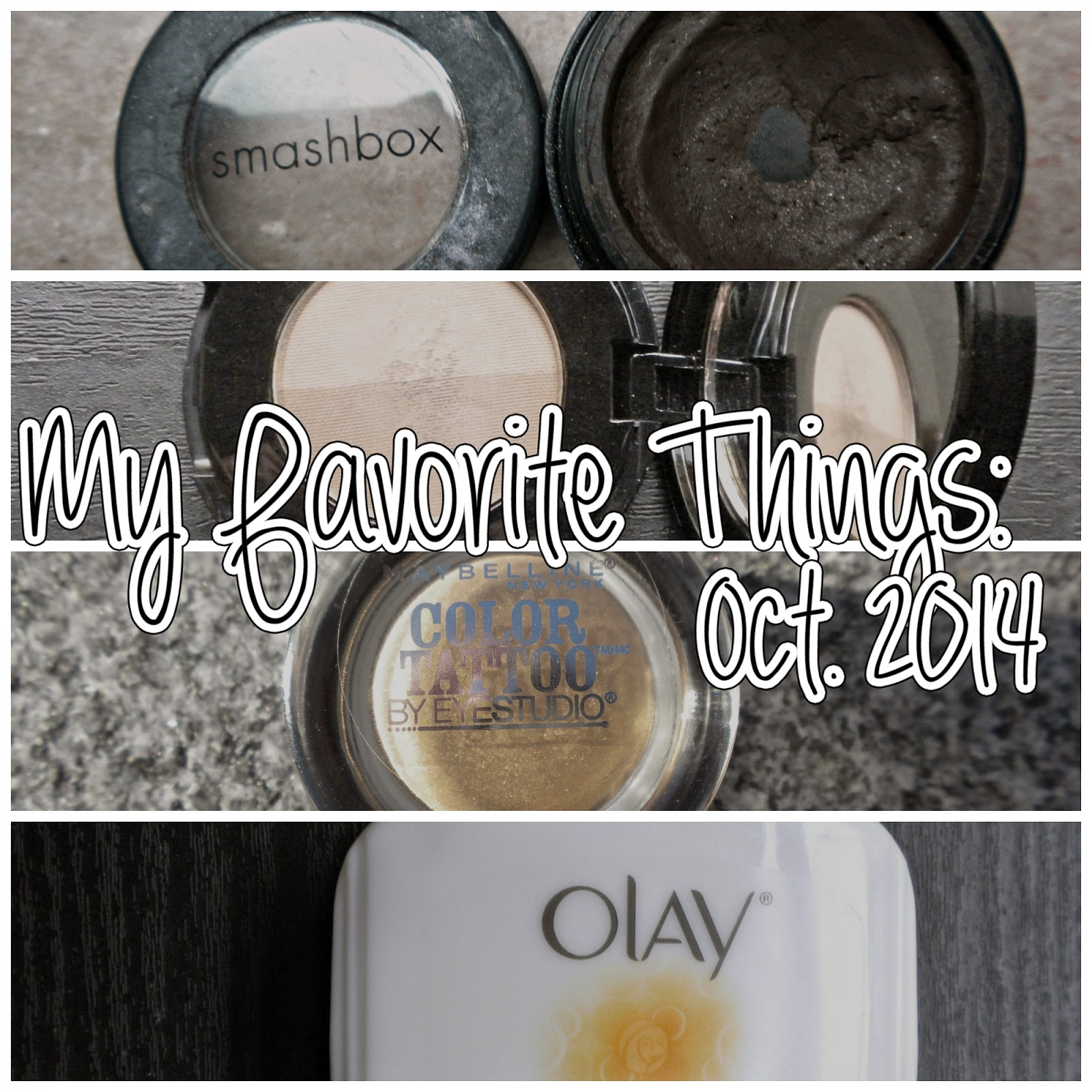 My Favorite Things: October 2014
