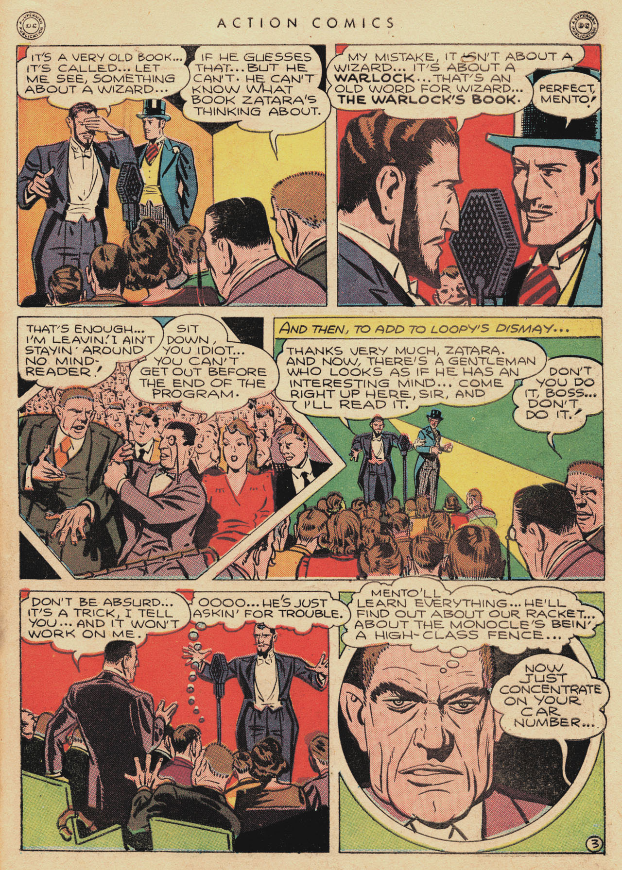 Read online Action Comics (1938) comic -  Issue #94 - 45