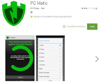 Ulasan Secara Lengkap Tentang PC MAtic Antivirus android