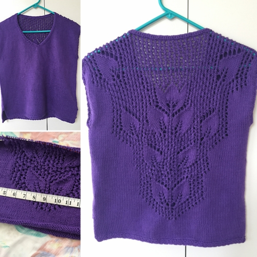 Marsh - Free Knitting Pattern