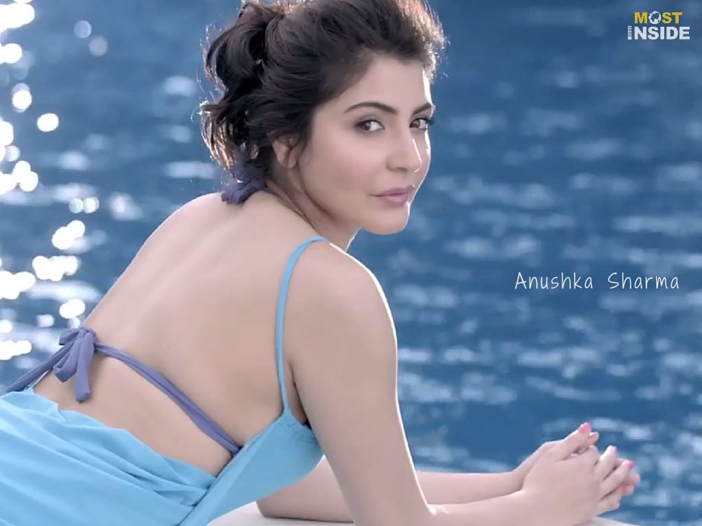 Bollywood Actress Anushka Sharma Hot Hd Pictures-8359