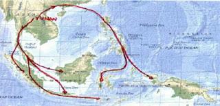 Ringkasan Penjelasan tentang Asal Usul dan Persebaran Nenek Moyang Bangsa Indonesia secara Singkat
