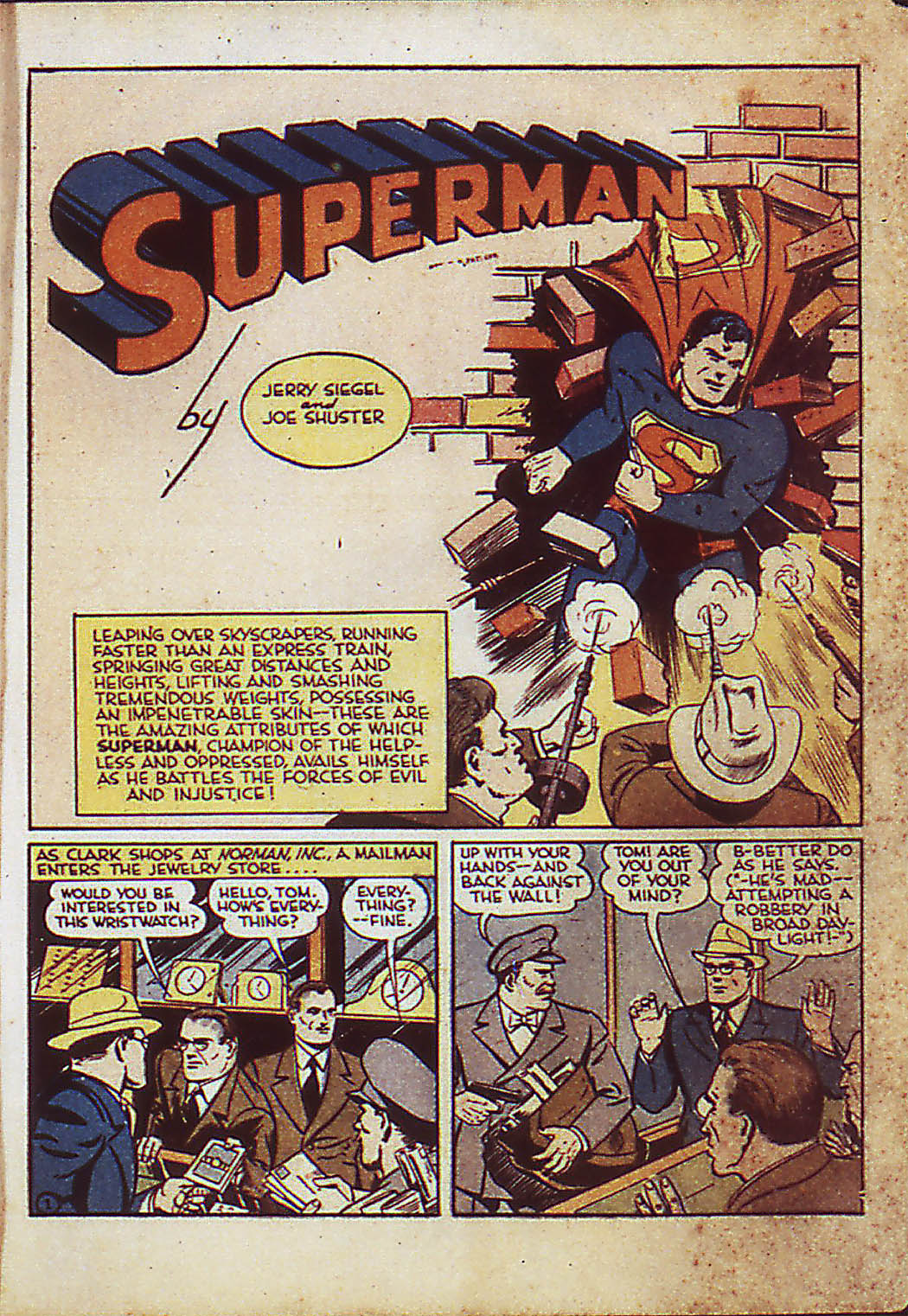 Action Comics (1938) 38 Page 2