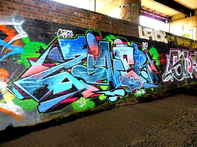 Colourful-Graffitio