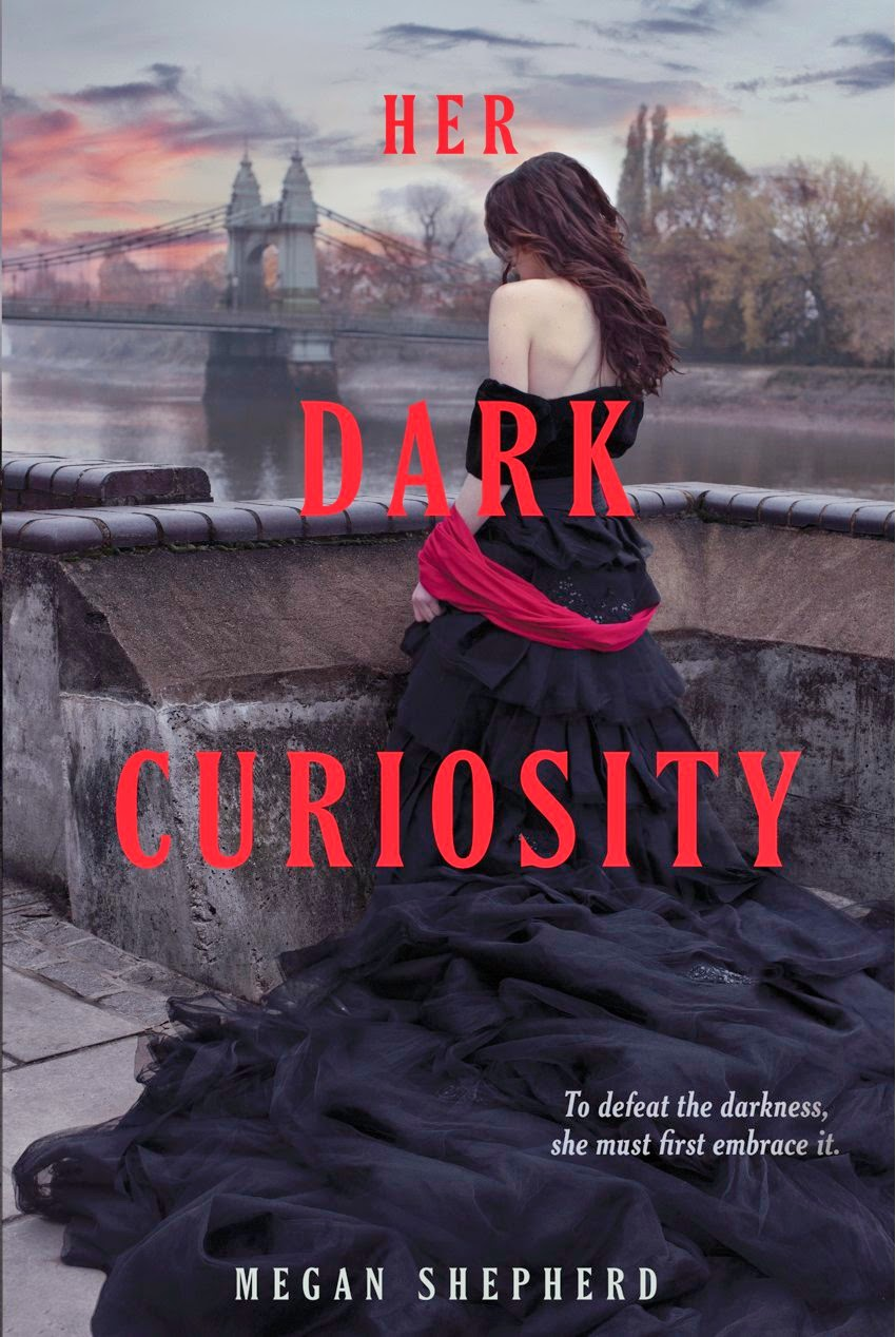 The Runaway Pen: Review: Her Dark Curiosity (The Madman's