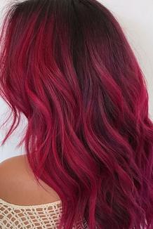 Hair color and hair dye