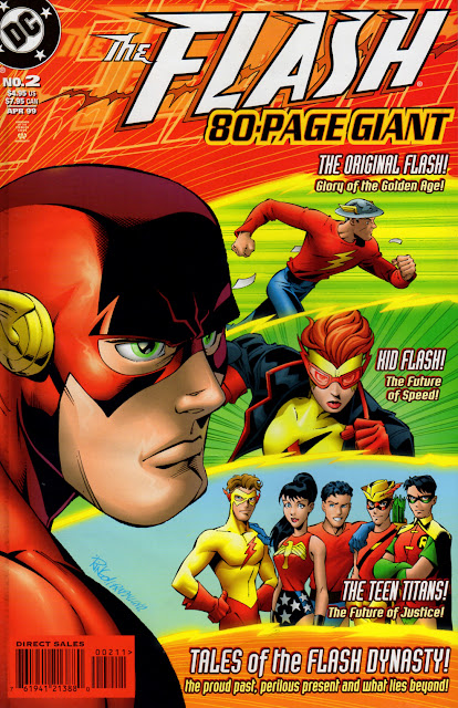 ITG's ABCs: Flash 80-Page Giant #2 (Apr. 1999)